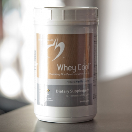 Whey Cool Vanilla Protein Powder -